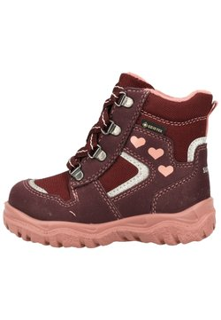 Superfit - Snowboot/Winterstiefel - rot/rosa 5000
