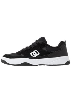 DC Shoes - PENZA - Sneakers laag - black/white