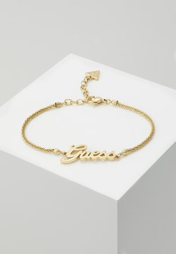 Guess - LOGO POWER - Armband - gold-coloured
