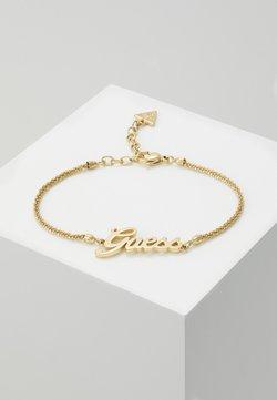 Guess - LOGO POWER - Bracelet - gold-coloured