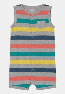 Carter's - MULTISTRIPE - Overall / Jumpsuit - multi-coloured/mottled grey