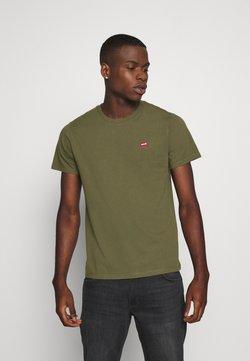 Levi's® - ORIGINAL TEE - Camiseta básica - olive night