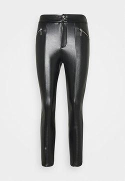 Even&Odd - Leggings - Hosen - black