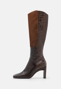 MIISTA - ANTONINA - Over-the-knee boots - french roast