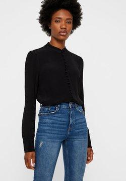 Vero Moda - JAPANISCHER - Camisa - black