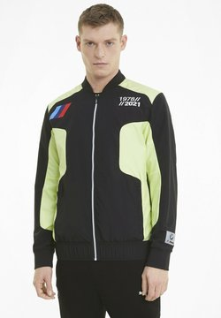Puma - MOTORSPORT  - Giubbotto Bomber - soft fluo yellow