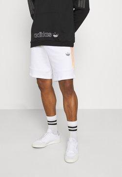 adidas Originals - Szorty - white/multicolor