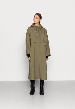 ARKET - Regenjacke / wasserabweisende Jacke - green