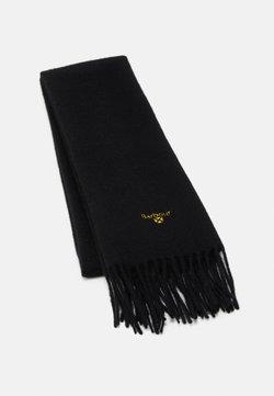 Barbour - PLAIN SCARF UNISEX - Schal - black