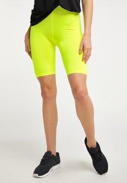 Talence - Shortsit - neon gelb