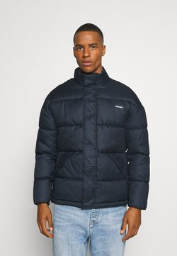 Jack & Jones - JORFRANK PUFFER JACKET - Winterjacke - navy blazer