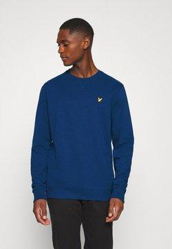 Lyle & Scott - CREW NECK - Sweater - indigo