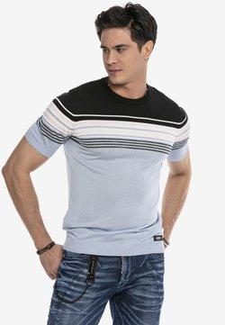 Cipo & Baxx - T-Shirt print - blue