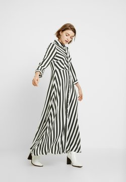 YAS - YASSAVANNA LONG DRESS - Maxi-jurk - rosin/star white