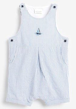 Next - STRIPE - Jumpsuit - blue