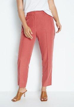 Violeta by Mango - FLEW7 - Pantalon classique - rosa