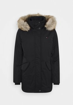 Tommy Hilfiger - SORONA PADDED - Wintermantel - black