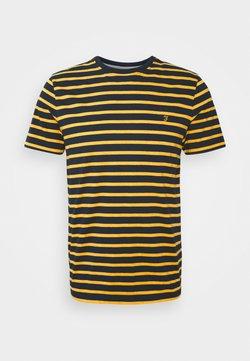 Farah - COVENTRY TEE - T-shirt con stampa - dark mustard