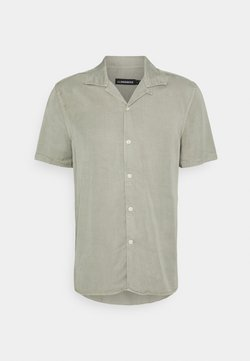 J.LINDEBERG - COMFORT RESORT SHIRT - Camisa - sage