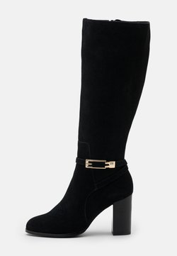Anna Field - LEATHER - Boots - black