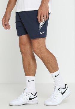 Nike Performance - DRY SHORT - Träningsshorts - obsidian/white
