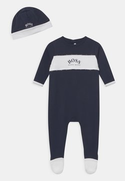 BOSS Kidswear - SET - Mütze - navy
