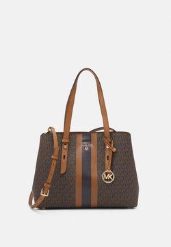 MICHAEL Michael Kors - MEL TOTE - Handbag - brown