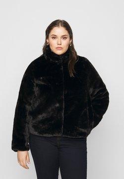 Vero Moda Curve - VMTHEA JACKET - Winterjacke - black