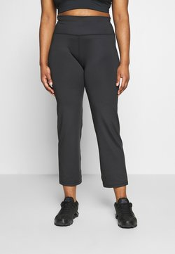 Nike Performance - CLASSIC GYM PANT PLUS - Jogginghose - black