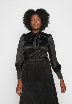 Vero Moda Curve - VMNIMI  - Bluse - black