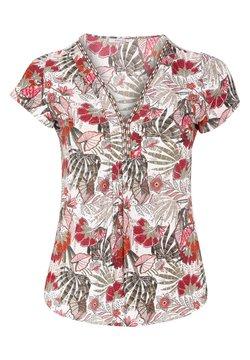 Paprika - MIT FARBIGEM ETHNO-PRINT - T-Shirt print - khaki