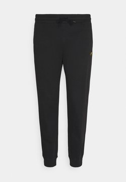 Pier One - Pantalon de survêtement - black