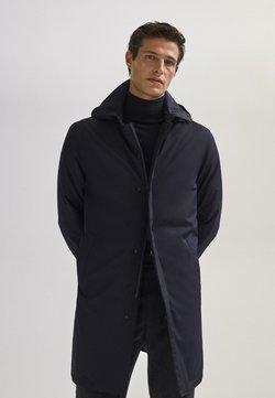 Massimo Dutti - 03421243 - Daunenjacke - dark blue