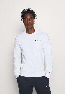 Champion - LEGACY CREWNECK - Sweater - white