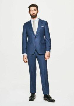 Hackett London - SET - Anzug - blue