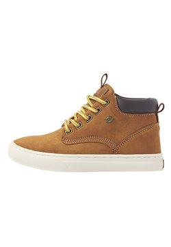 British Knights - Sneakers hoog - cognac/dk brown