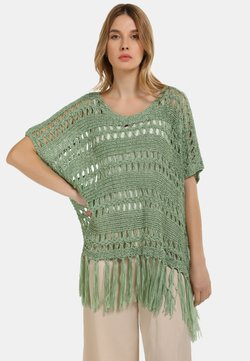 usha - Cape - mint