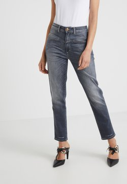 CLOSED - PEDAL PUSHER - Jeans Relaxed Fit - mid grey