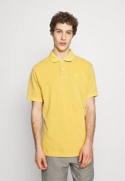 Barbour - WASHED SPORTS PLUM - Poloshirt - mustard