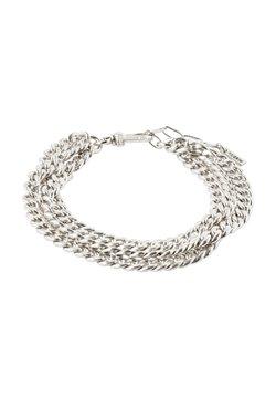 Pilgrim - AUTHENTICITY - Armband - silver plated
