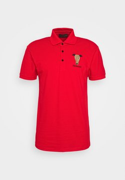 Trussardi - COTTON PIQUET REGULAR - Poloshirt - red