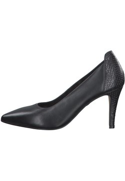 Tamaris - Pumps - black/struct.