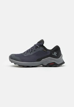 Salomon - X REVEAL GTX  - Hikingschuh - ebony/black/quiet shade