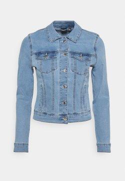 Vero Moda Petite - VMHOT SOYA JACKET - Veste en jean - light blue denim