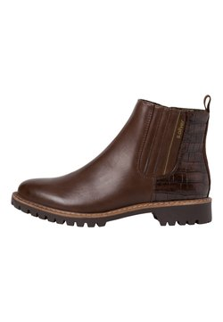 s.Oliver - CHELSEA BOOT - Ankle Boot - brown