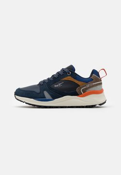 Pepe Jeans - TRAIL LIGHT - Sneakers laag - navy