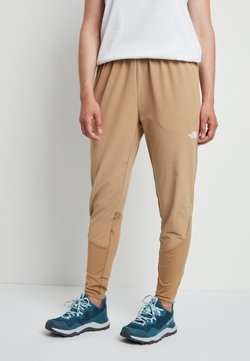 The North Face - ACTIVE TRAIL HYBRID PANT - Kangashousut - moab khaki
