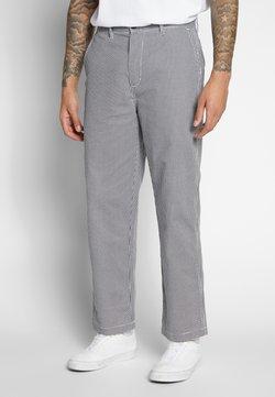 Obey Clothing - HARDWORK PANT - Chinos - white multi