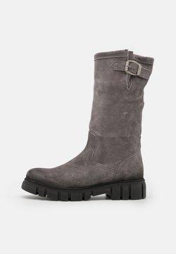 Felmini - SAURA - Platform boots - celtic ice