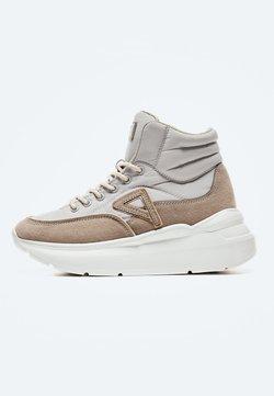 Pepe Jeans - PECKAM SKI - Sneakers alte - linen